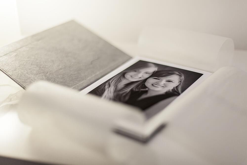boite folio livre photo mariage